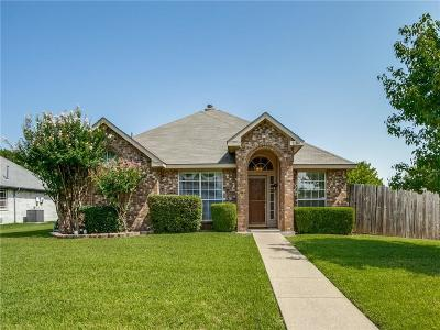 Rowlett Single Family Home For Sale: 7709 Munich Drive