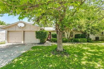 Crowley Single Family Home For Sale: 220 N Heights Drive