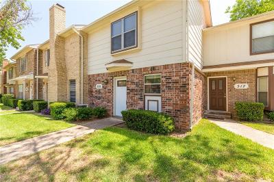 Arlington Condo For Sale: 515 Pecan Acres Court