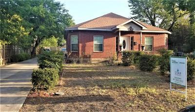 Haltom City Single Family Home For Sale: 5714 Highland Avenue