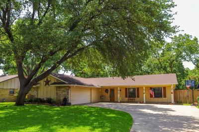 Arlington Single Family Home For Sale: 2306 Perryland Drive