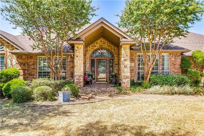 Crowley Single Family Home For Sale: 10517 Abigale Court