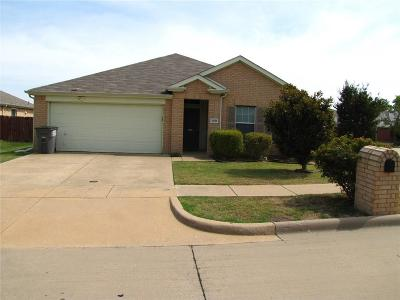 Wylie Single Family Home For Sale: 3021 Sawgrass Drive