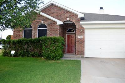 Benbrook Single Family Home For Sale