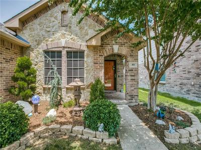 Lavon TX Single Family Home For Sale: $210,000