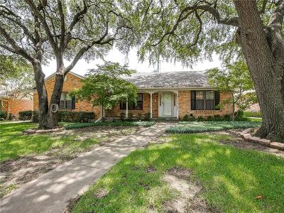 Dallas Single Family Home For Sale: 6266 Berwyn Lane