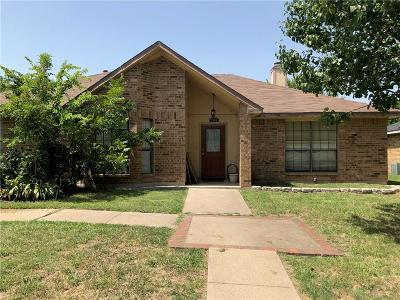 Rowlett Single Family Home For Sale: 7101 Seascape Drive