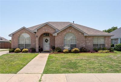 Rowlett Single Family Home For Sale: 6407 Rosebud Drive