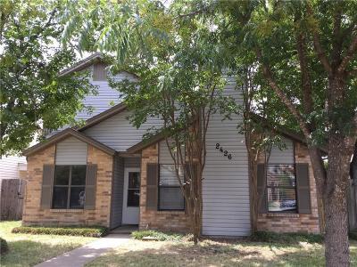Irving Single Family Home For Sale: 2426 Markland Street