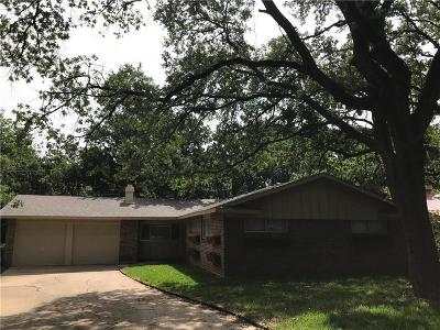 Arlington Single Family Home For Sale: 2904 Friendswood Drive