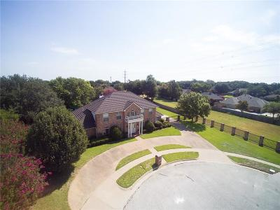 Arlington Single Family Home For Sale: 7201 Grand Lake Court