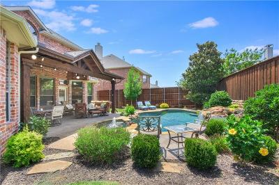 Frisco Single Family Home For Sale: 15630 Fox Meadow Lane