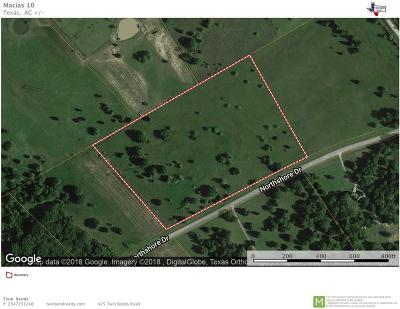 Farm & Ranch For Sale: Tbd Northshore Dr