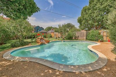 Mesquite Single Family Home For Sale: 726 Sumner Drive