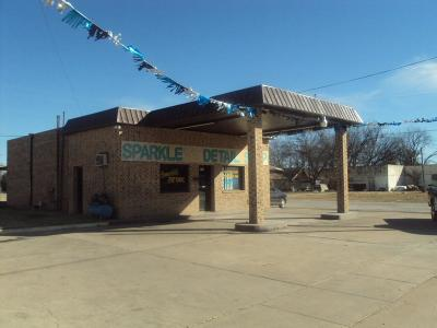 Mineral Wells Commercial For Sale: 815 S Oak Avenue S