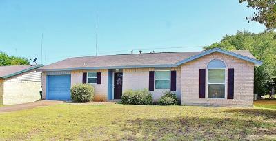 Cedar Hill Residential Lease For Lease: 307 W Little Creek Road