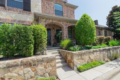 McKinney Townhouse For Sale: 3075 Willow Grove Boulevard #402