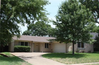 Richardson Single Family Home For Sale: 422 Beverly Drive