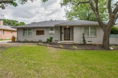 Richardson Single Family Home For Sale: 629 Stardust Lane