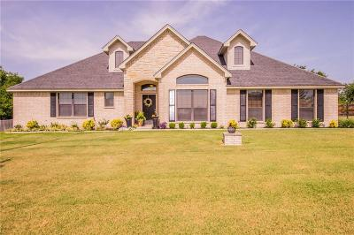 Weatherford Single Family Home For Sale: 119 Hedges Circle
