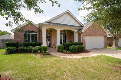 Mansfield Single Family Home For Sale: 2618 Hardwood Trail