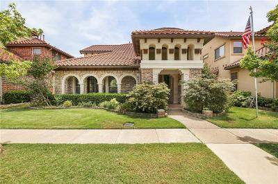 Irving Single Family Home For Sale: 814 Redondo
