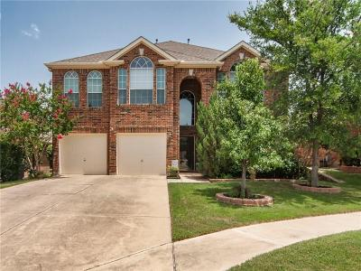Fort Worth Single Family Home For Sale: 4104 Walnut Creek Court