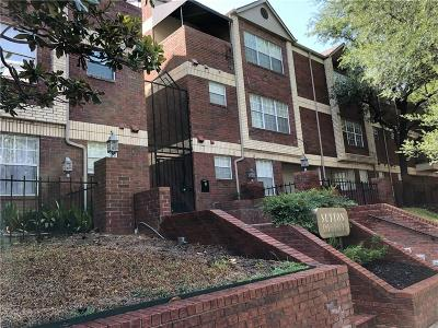Dallas Condo For Sale: 3100 Cole Avenue #113
