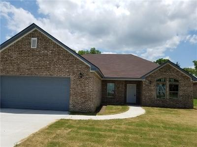 Denison Single Family Home For Sale: 2610 Flora Lane