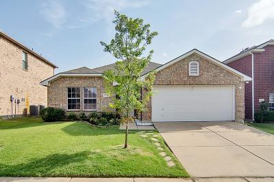 Little Elm Single Family Home For Sale: 14529 Crystal Lake Drive