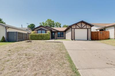 Arlington Single Family Home For Sale: 1710 Gentle Wind Drive