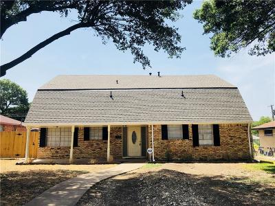 Dallas Single Family Home For Sale: 1718 Heather Glen Drive