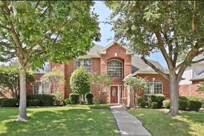Plano TX Single Family Home For Sale: $468,000