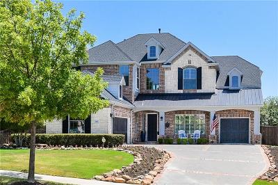 Lewisville Single Family Home Active Option Contract: 2404 Merlin Drive