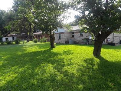 Mesquite Single Family Home For Sale: 1701 Highland Street