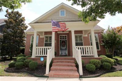 North Richland Hills Single Family Home Active Option Contract: 8504 Bridge Street
