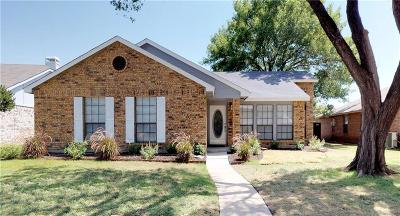 McKinney Single Family Home For Sale: 4431 Santa Cruz Lane