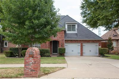 Flower Mound Single Family Home Active Contingent: 3920 Saturn Street
