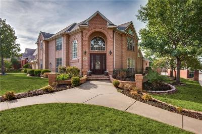 Keller Single Family Home Active Option Contract: 912 Rush Creek Road