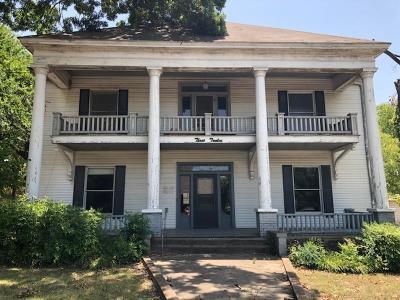 Waxahachie Single Family Home For Sale: 312 Kaufman Street