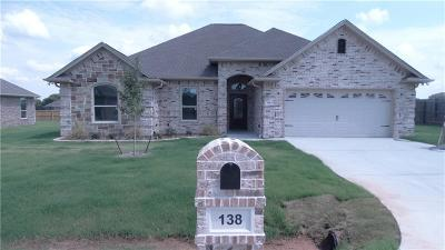 Edgewood TX Single Family Home For Sale: $255,000