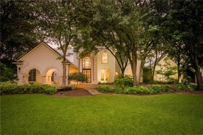 Single Family Home For Sale: 2204 Plantation Lane