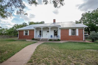 Abilene Farm & Ranch For Sale: 1169 Fm 2404