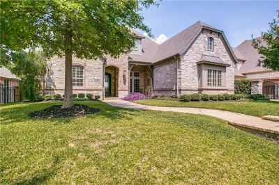 Colleyville Single Family Home Active Option Contract: 6813 Providence Road