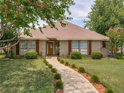 Mansfield Single Family Home Active Option Contract: 1 Reed Circle