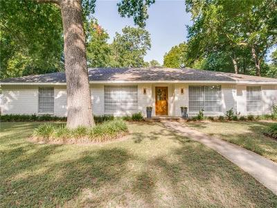 Dallas Single Family Home For Sale: 3730 Kiest Valley Parkway
