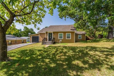 Denison Single Family Home Active Option Contract: 2009 Collier Drive