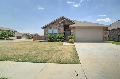 Fort Worth Single Family Home For Sale: 5801 Deck House Road