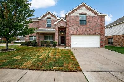 Fort Worth Single Family Home Active Contingent: 4940 Cedar Brush Drive