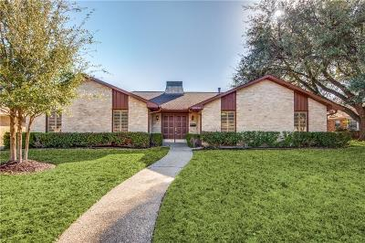Dallas Single Family Home For Sale: 10410 Royal Chapel Drive